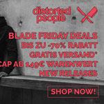 Blade Friday Deals mit bis zu 70% Rabatt und gratis Versand innerhalb Deutschlands
