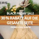 30% Rabatt auf alles im Online-Shop von Dockers!