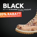 Black Week bei DOGO – 20% auf alle Boots, Sneaker und Stiefeletten!