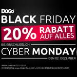 Black Friday bei DOGO – 20% Rabatt auf alle Boots, Stiefeletten und Sneaker