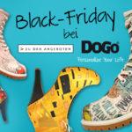 Personalize your life und spare nur heute 20% auf alle Taschen und Schuhe bei DOGO