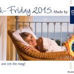 Der nächste Urlaub kann kommen. Spare jetzt bis zu 50% bei Dorint Hotels & Resorts!