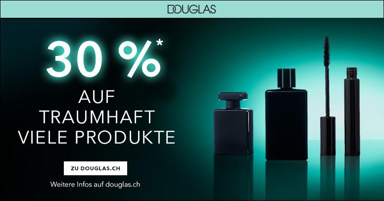 Douglas Black Friday 2020