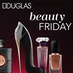 Beauty Friday bei Douglas.de – 20% Rabatt auf das gesamte Duftsortiment!