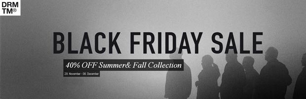 DRMTM Black Friday Sale 2013