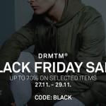 Black Friday Super Sale bei DRMTM: Spare bis zu 70% auf ausgewählte Artikel!