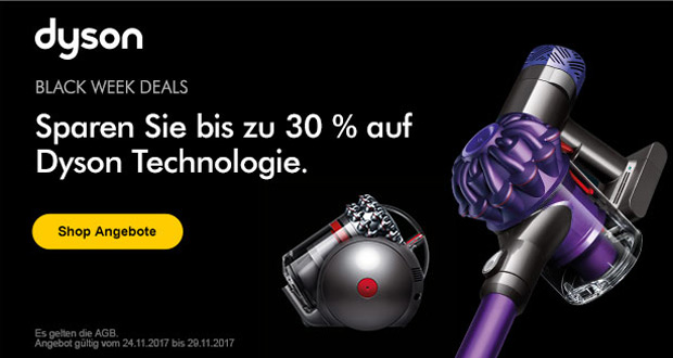 Dyson Black Friday 2017