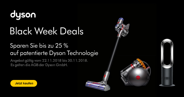 Dyson Black Friday 2018