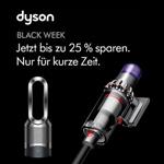 Black Week Deals von Dyson: Spare bis zu 25% auf patentierte Dyson Technologie