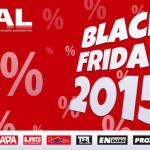 Black Friday bei EAL: Nur heute ausgewählte Artikel zu noch nie da gewesenen Preisen.