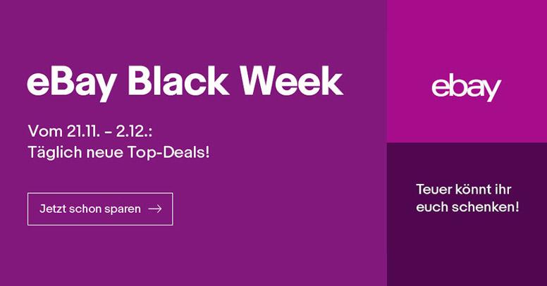 Black Friday Tech Coupon Mit Bis Zu 10 Rabatt Bei Ebay Bfde