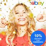 Ab jetzt gibt es -10%  bis 20 Uhr (bis 23 Uhr verlängert) auf alles in Elektronik, Haushaltsgeräte und Heimwerker bei eBay!