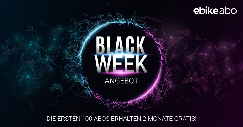 eBike Abo Black Friday 2020