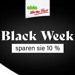 Black Week im Eble Uhren-Park – Sicher dir 10% auf alle Uhren