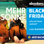 Jetzt bei ebookers 16% auf Hotels weltweit!
