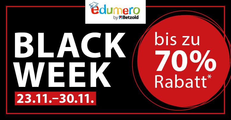 Edumero Black Friday 2020