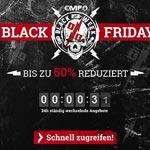 EMP Black Friday: Ständig wechselnde Angebote bis zu 50% reduziert