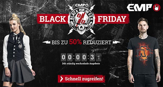 EMP Black Friday 2018