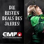 Cooles Merchandise bis zu 50% reduziert mit den Black Friday Angeboten bei EMP