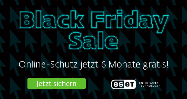 ESET Black Friday 2018