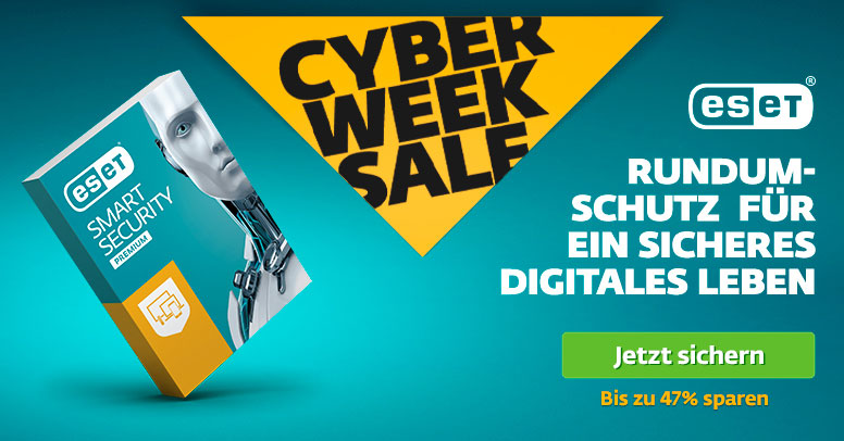 ESET Black Friday 2020