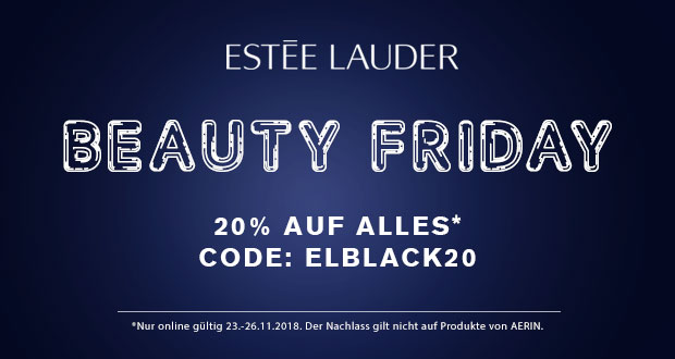 Estée Lauder Black Friday 2018