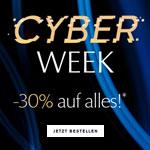 Cyber Week bei Estée Lauder: Shoppe deine Beauty Favoriten jetzt 30% günstiger!