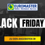 20% Rabatt auf alle Reifen bei Euromaster