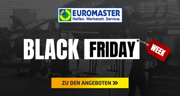 Euromaster Black Friday 2017