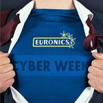 Cyber Week bei Euronics: Jede Menge Artikel noch bis zum 05.12. reduziert erhältlich!
