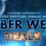 Jede Menge Cyber Week Deals bei Euronics!