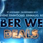 Jede Menge Cyber Week Deals bei Euronics!