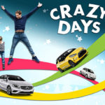 Crazy Days bei Europcar – Jetzt bis zu 33% sparen!