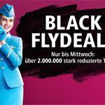 Black Flydeals bei Eurowings – Spare 25% auf über 2.000.000 Tickets