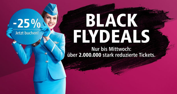 Eurowings Black Friday 2018