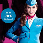 Spare bis zu 30% und buche jetzt dein Flugschnäppchen mit den Black Flydeals bei Eurowings