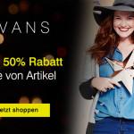 Mode in Übergröße – Evans reduziert zahlreiche Artikel um bis zu 50%
