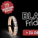 10% Rabatt auf Memoire Ringe von Ewigetrauringe