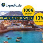 Tolle Gutscheine bei Expedia für deinen nächsten Urlaub!