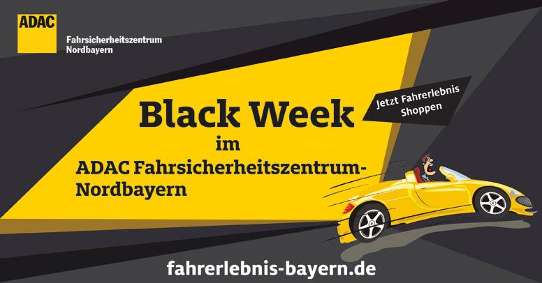 ADAC Fahrsicherheitszentrum Nordbayern Black Friday 2020
