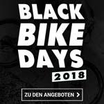 Black Bike Days bei Fahrrad XXL mit 20 – 60% Rabatt auf über 750 Bikes