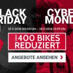 TOP-Bikes bis zu 50% reduziert bei Fahrrad XXL