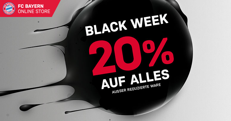 FC Bayern Black Friday 2019