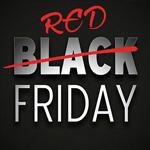 Bis zu 50% Rabatt beim großen Red Friday im Fanshop von FC Bayern München!