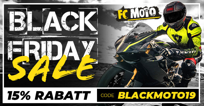 FC Moto Black Friday 2019
