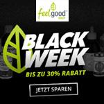 Jetzt sparen mit den Black Week Angeboten im Feelgood. Bis zu 30% auf ausgewählte Produkte!
