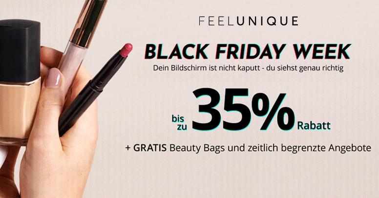 Feelunique Black Friday Week 2019