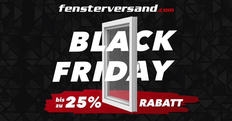 Fensterversand.com Black Friday 2020