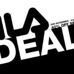 Sichere dir zum Black Friday attraktive FILA Deals und erhalte 40% Rabatt auf ausgewählte Produkte