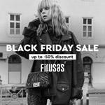 Premium Damenmode – Black Friday bei Firusas mit bis zu -50% Rabatt